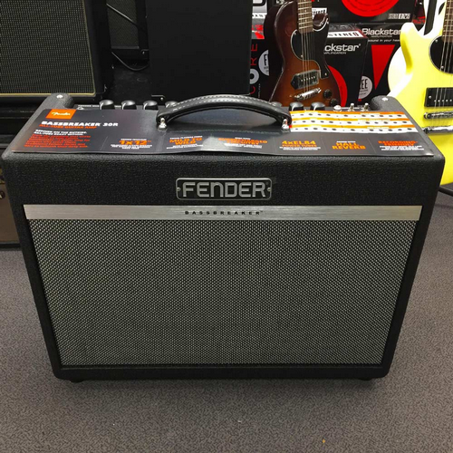 Fender Bassbreaker 30R 30 Watt Tube Combo Amplifier